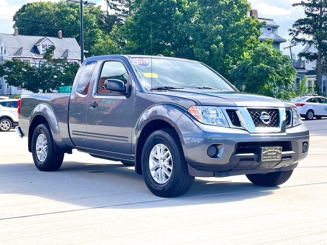2017 Nissan Frontier SV 2WD