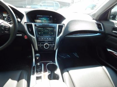 2015 Acura TLX i4, Sunroof, Leather, BT, Audio BT - Photo 24