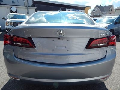 2015 Acura TLX i4, Sunroof, Leather, BT, Audio BT - Photo 6
