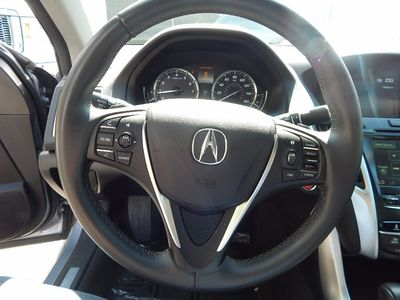 2015 Acura TLX i4, Sunroof, Leather, BT, Audio BT - Photo 13