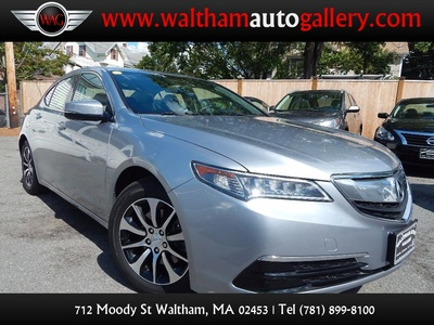 2015 Acura TLX i4, Sunroof, Leather, BT, Audio BT - Photo 1