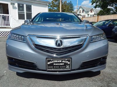 2015 Acura TLX i4, Sunroof, Leather, BT, Audio BT - Photo 2