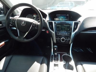 2015 Acura TLX i4, Sunroof, Leather, BT, Audio BT - Photo 23