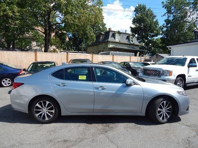 2015 Acura TLX i4, Sunroof, Leather, BT, Audio BT - Photo 8