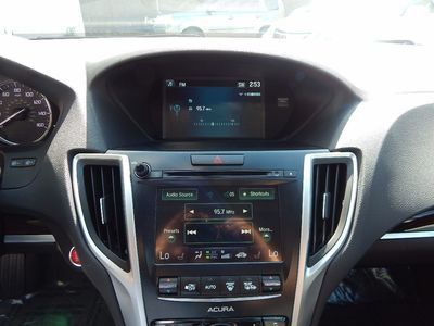 2015 Acura TLX i4, Sunroof, Leather, BT, Audio BT - Photo 17