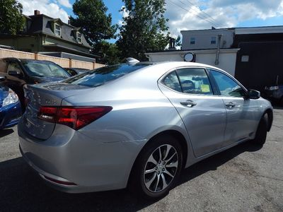 2015 Acura TLX i4, Sunroof, Leather, BT, Audio BT - Photo 7
