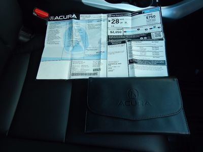 2015 Acura TLX i4, Sunroof, Leather, BT, Audio BT - Photo 30