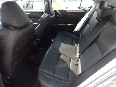 2015 Acura TLX i4, Sunroof, Leather, BT, Audio BT - Photo 22