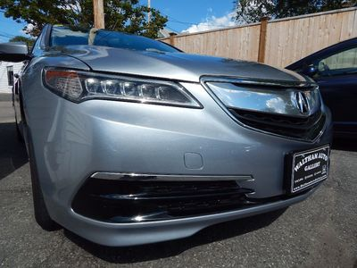 2015 Acura TLX i4, Sunroof, Leather, BT, Audio BT - Photo 31