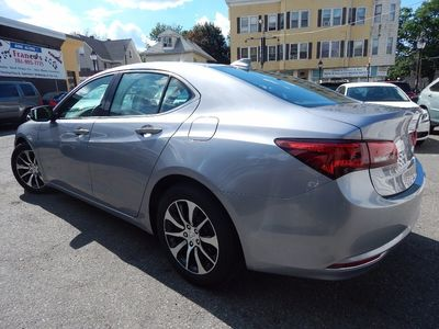 2015 Acura TLX i4, Sunroof, Leather, BT, Audio BT - Photo 5