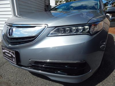 2015 Acura TLX i4, Sunroof, Leather, BT, Audio BT - Photo 32