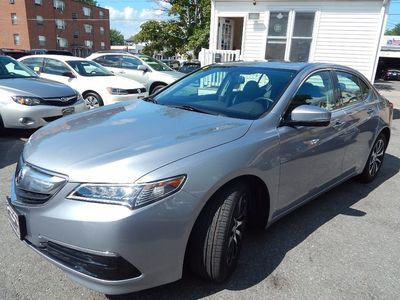 2015 Acura TLX i4, Sunroof, Leather, BT, Audio BT - Photo 3