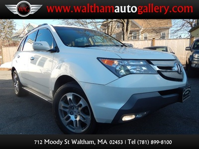 2008 Acura MDX 4WD ,NAVIGATION, BACKUP CAMERA - Photo 1