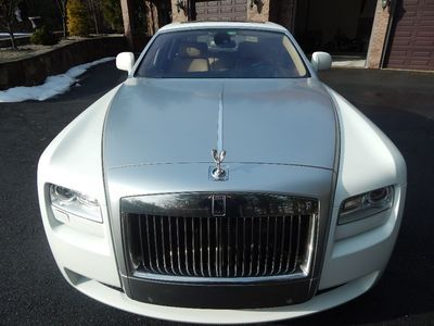 2010 Rolls-Royce Ghost - Photo 4