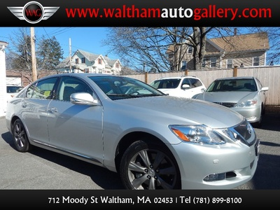 Used 2009 Lexus GS 350 AWD, NAV, BACKUP CAMERA, REMOTE STARTER at ...