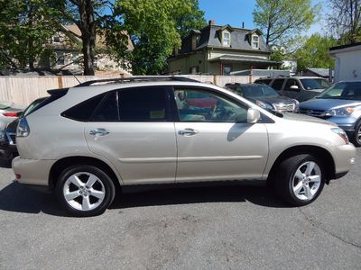 Used 2008 Lexus RX 350 at Waltham Auto Gallery
