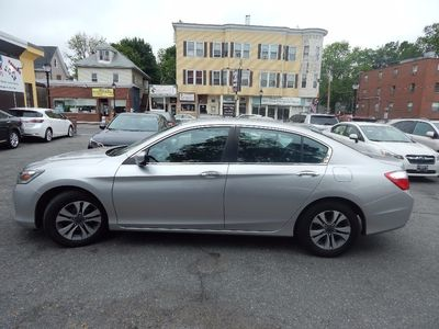 2014 Honda Accord Sedan LX - Photo 4