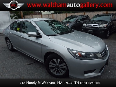 2014 Honda Accord Sedan LX - Photo 1