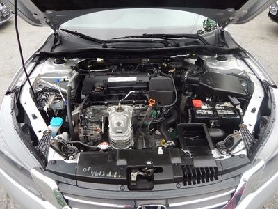 2014 Honda Accord Sedan LX - Photo 21