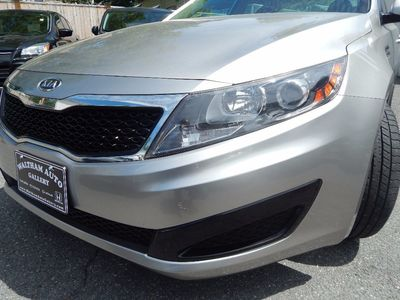 2011 Kia Optima LX - Photo 25