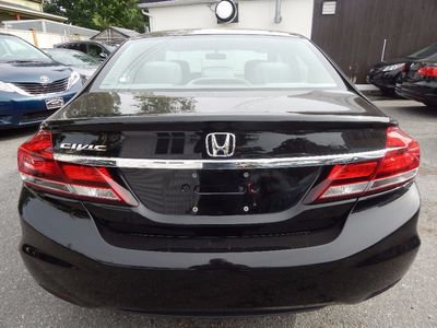 2014 Honda Civic Sedan LX - Photo 6