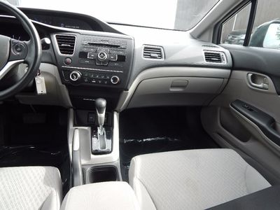 2014 Honda Civic Sedan LX - Photo 18