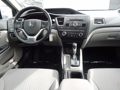 2014 Honda Civic Sedan LX - Photo 17