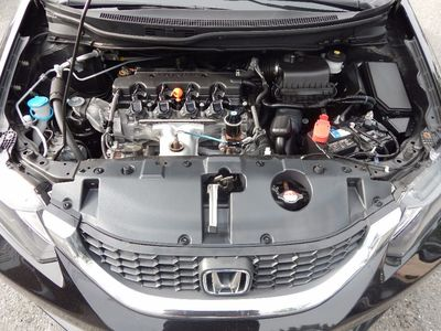 2014 Honda Civic Sedan LX - Photo 24