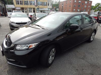 2014 Honda Civic Sedan LX - Photo 3