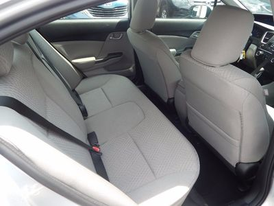 2014 Honda Civic Sedan LX - Photo 19