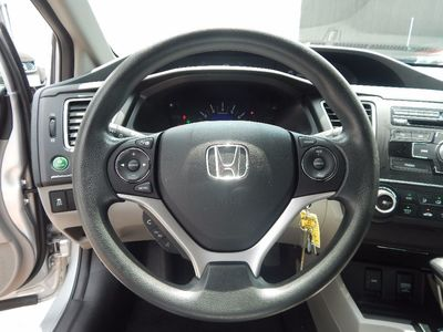 2014 Honda Civic Sedan LX - Photo 11