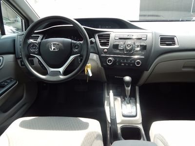 2014 Honda Civic Sedan LX - Photo 16