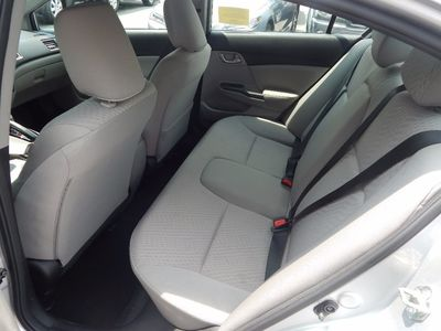 2014 Honda Civic Sedan LX - Photo 15