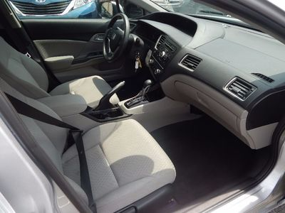 2014 Honda Civic Sedan LX - Photo 20