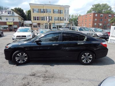2013 Honda Accord Sdn LX - Photo 4