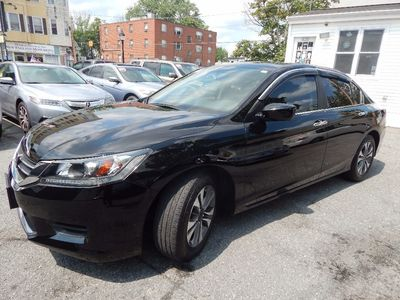 2013 Honda Accord Sdn LX - Photo 3