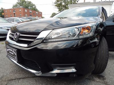 2013 Honda Accord Sdn LX - Photo 25