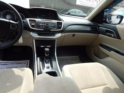 2013 Honda Accord Sdn LX - Photo 15