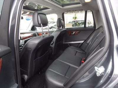 2010 Mercedes-Benz GLK 350 Navigation System & Panoramic Roof - Photo 26