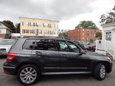 2010 Mercedes-Benz GLK 350 Navigation System & Panoramic Roof - Photo 8
