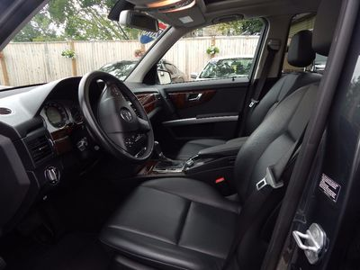 2010 Mercedes-Benz GLK 350 Navigation System & Panoramic Roof - Photo 11