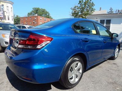 2014 Honda Civic Sedan LX - Photo 7