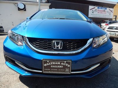 2014 Honda Civic Sedan LX - Photo 2