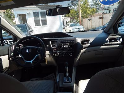 2014 Honda Civic Sedan LX - Photo 21