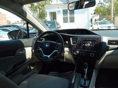 2014 Honda Civic Sedan LX - Photo 22
