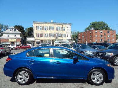 2014 Honda Civic Sedan LX - Photo 8