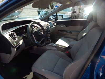2014 Honda Civic Sedan LX - Photo 10
