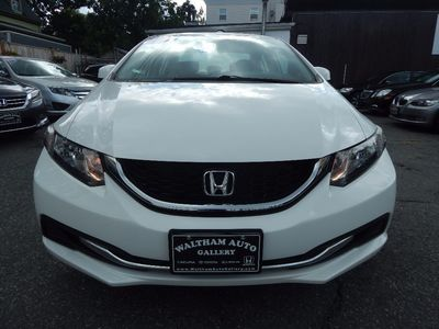 2013 Honda Civic Sdn EX - Photo 2