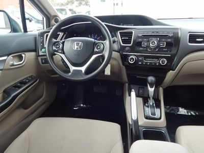 2013 Honda Civic Sdn EX - Photo 17