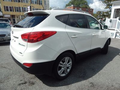 2012 Hyundai Tucson GLS - Photo 7